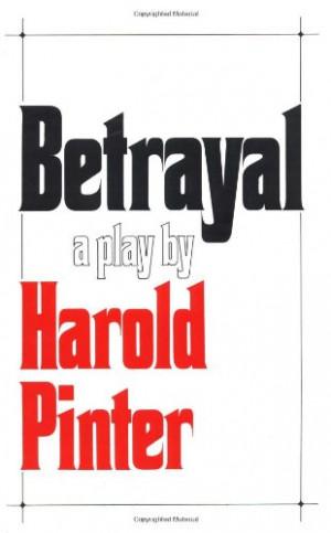 Harold Pinter Quotes