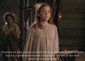 Sara CreweFrances Hodgson Burnett's A Little Princess is about the ...