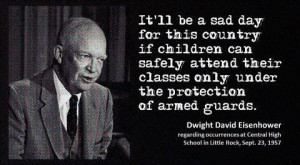 American Politics, Dwight Eisenhower, Eisenhower Quotes, Guns Violence ...
