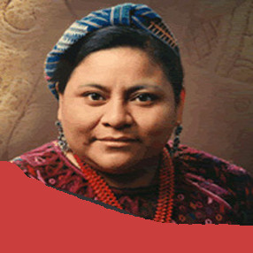 Rigoberta Menchu biografia