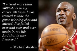 Michael Jordan on basketball, success, and life