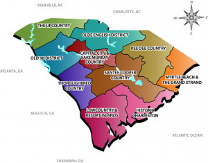 South Carolina. Image via SCPRT