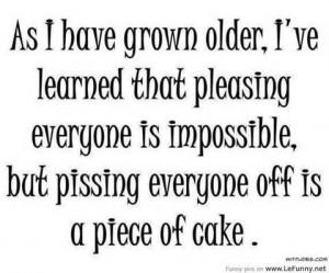 bit harsh but true