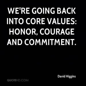 Famous Quotes About Courage And Honor