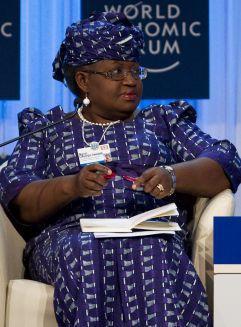 AP Nigerian Finance Minister Ngozi Okonjo-Iweala
