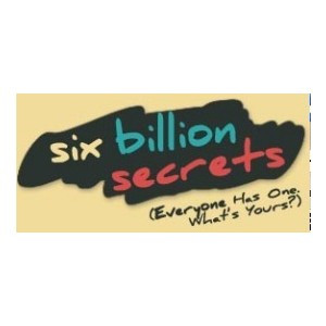 Six billion secrets logo