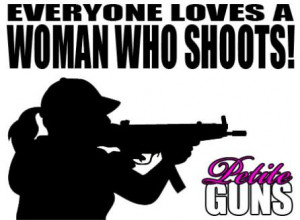 Related Pictures girls with guns funny pictures