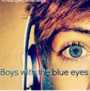 sopretty #cute #blue #eyes #ahh #asdfghjkl #beautiful #gorgeous # ...
