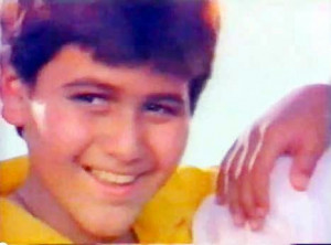 Unseen Childhood Pics of Emraan Hashmi