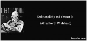 More Alfred North Whitehead Quotes