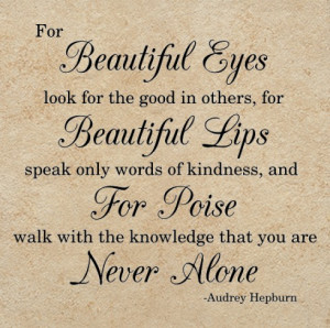 audrey hepburn beautiful eyes quote audrey hepburn beautiful eyes ...