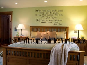 ... Outlander Quote Vinyl Wall Decal Vinyl Lettering Celtic Scotland Diana