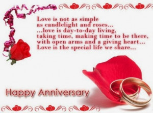 Happy Wedding Anniversary Wishes 3