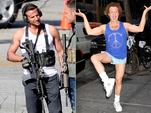 Bradley Cooper only sweats to Richard Simmons, plus more from Kristen ...