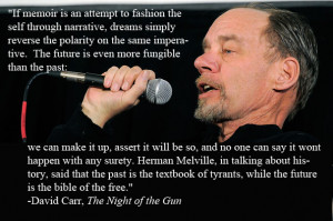 David Carr quote #3