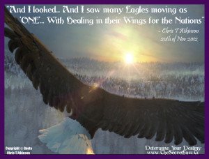 Eagles as ONE inspirational quotes and sayings about life