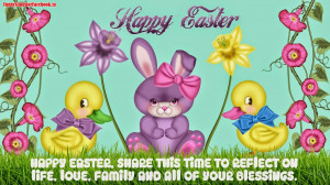Happy Easter Day Wishes and Greetings SMS By funnystatusforfacebook.in