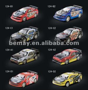 New! 1:14 RC Drift Car 4WD Drift Racing Series757-4WD06