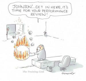 Performance Appraisals.....Cartoons