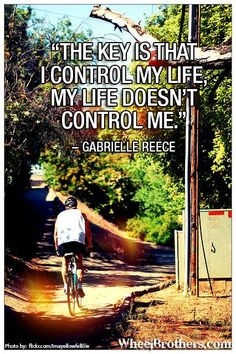 ... doesn't control me.