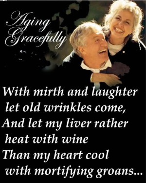 Best Quotes with Pictures About Aging, Aging Sayings Images