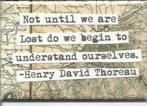 Thoreau's Writings