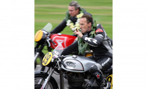 Barry Sheene Memorial Trophy race 2007 winners: Wayne Gardner and ...