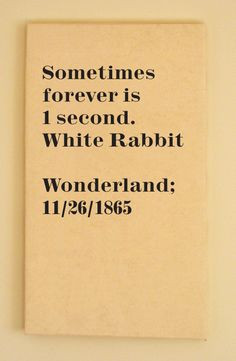 Ricerche correlate a Alice in wonderland quotes white rabbit
