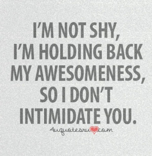Awesomeness - quotes Photo