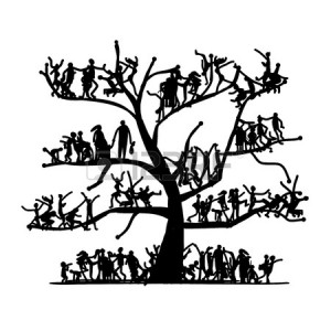Family Tree Clip Art Black And White Hd Family Group Cliparts Stock ...