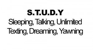 Funny Studying Quotes