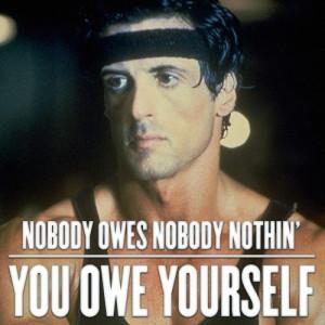 Rocky quote