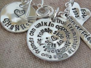 Best_friend_gift_unique_friend_long_distance_friend_quote_best_friend ...