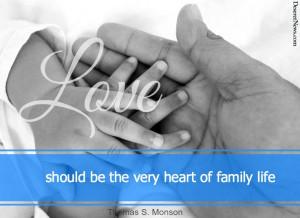 ... heart of family life.