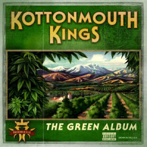 Kottonmouth Kings – The Green Album [Bonus Tracks] (2008)