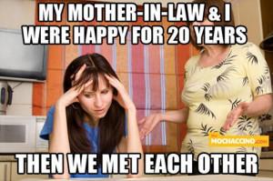 mother in law jokes