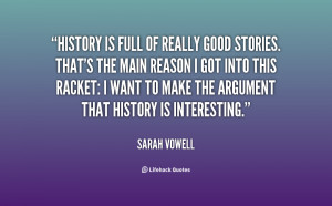 Great Quotes About History Importance