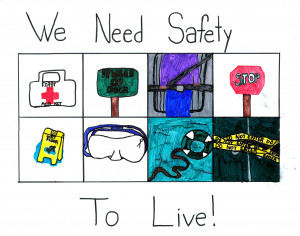 Safety Sayings