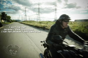 Cool Biker Quotes
