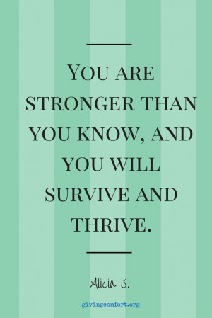 Inspirational Quotes For Cancer Treatment Quotesgram