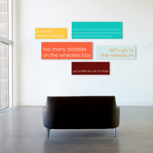 numsi modern wall art panels – contemporary nursery decor – Design