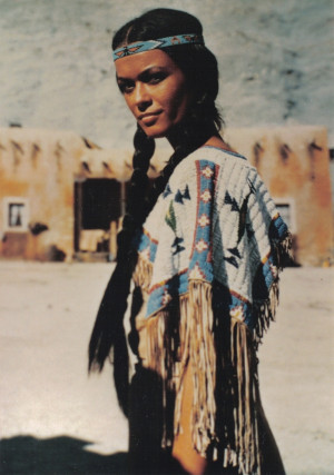 beautiful girl indian native american pretty inspiring picture