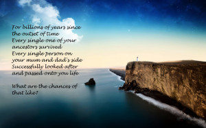 edge of a cliff motivational inspirational love life quotes sayings ...