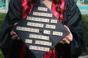 Creative Ways to Decorate Graduation Caps