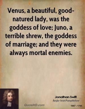 Goddess Venus Quotes