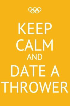 track throwers thrower life thrower united thrower aha thrower quotes ...