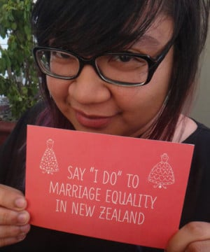 Marriage equality: Fighting for love