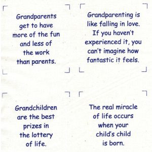 Mini Grandchild Quotes