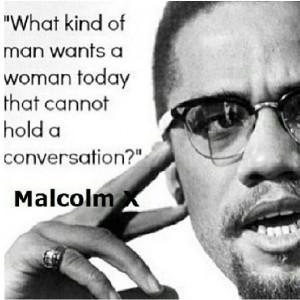 Malcolm X #quote