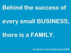 small business and family more small business